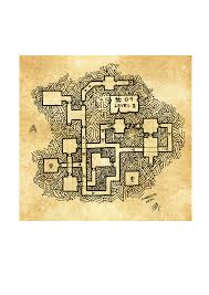 Dungeons And Dragons Tile Mapper by Map 01 Is A 3 Level Dungeon Level 2 Game Master Version Rpg