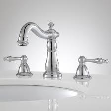 Mini Widespread Faucet Chrome by Enid Widespread Bathroom Faucet Bathroom