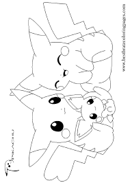 Pikachu Coloring Pages Printable Best Of Cute