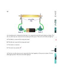 g6 answer key physiccs ws series and parallel circuits switch