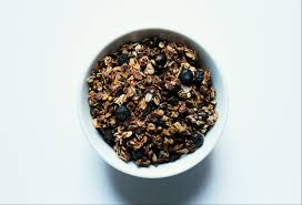 Pumpkin Flaxseed Granola Nutrition by Blueberry Vanilla Flax Granola