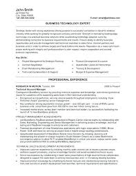 Information Technology Resume Template Word Best It Templates Samples Download Tech Re Objective