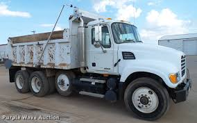 2006 Mack CV713 Granite Dump Truck | Item DA6764 | SOLD! Jul...