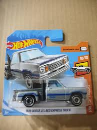 100 Little Red Express Truck For Sale Hot Wheels 1978 Dodge LIL 2pcs Left On