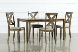 Dining Tables Sets For Small Spaces 5 Piece Set Modern Room Furniture