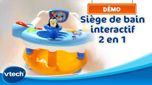 table activité bébé avec siege siège de bain interactif 2 en 1 un siège de bain avec tableau d