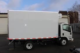 13.5' Frio™ Truck Body On Isuzu NRR | Transit Truck Body Trailer Doors Am Group Del Equipment Up Fitting Service Bodies Composite Sierra Inc Providing Truck Equipment In Kaunlaran Builders Corp Monster Body Clipart Johnie Gregory