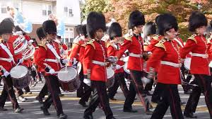 Where Does The Emmaus Halloween Parade Start by Liberty High Band Bethlehem Halloween Parade October 26