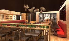 Modern Elegant Chinese Restaurant Remodel