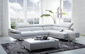 Gray Sectional Sofa Walmart by Top 65 Commonplace White Leather Walmart Sofas With Grey Rug And