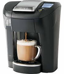 The KeurigR VueR V500 Brewing System Gives You Total Control To Customize Your Cup Brew Stronger Bigger Hotter And With More Choices Than Ever Before