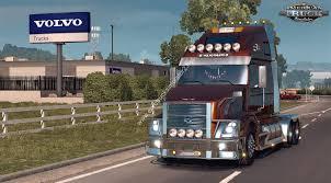 100 World Truck Simulator ATS VOLVO VNL670 V162 BY ARADETH 133X Games Pc World