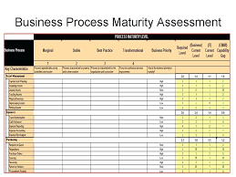 Capability Study Excel Template Production Checklist Format