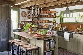 Rustic Modern Kitchen Ideas 34 Farmhouse Style Kitchens Rustic Decor Ideas For Kitchens