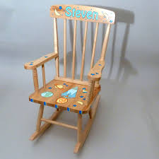 Personalised Baby Rocking Chair Personalised Baby Rocking Chair