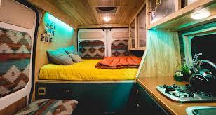 Best Sprinter Van Conversion Interior Design 5