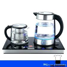 Bed Bath And Beyond Teapot Electric Kettle Tea Boiler Glass