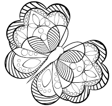 Homely Idea Easy Geometric Coloring Pages For Adults Image And Save