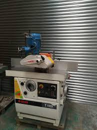 scm t110i tilting spindle moulder sold u2013 lnc woodworking machinery