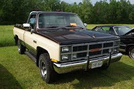File:1984 GMC Sierra 1500 Pick-Up (27332247246).jpg - Wikimedia Commons 1984 Gmc K35 K30 High Sierra 454tbi Many Extras Loaded One Ton Dana Gmc Pickup Truck Resigned With Trickedout Tailgate Carbon S15 Pickup 2wd Insurance Estimate Greatflorida Hondafreak41187 Classic 1500 Regular Cab Specs Chevrolet Van Wikipedia Vehicles Black Tank Truck Custom Deluxe 10 Item J7022 Sold Press Photo Trucks Historic Images For Sale Classiccarscom Cc1114083 Sinaloenseyk Photos 7000 Sa Truck