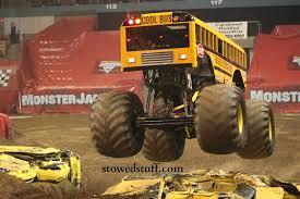 100 Monster Truck Jam 2013 Cool Bus Higher Education At