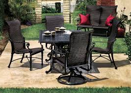 Gensun Patio Furniture Cushions by Complete Patio Groups Georgetown Fireplace And Patio