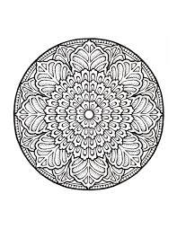 Brilliant Ideas Of Printable Mystical Mandala Coloring Book Pdf On Sample