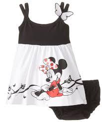 amazon disney baby girls newborn minnie mouse knit dress
