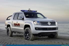 Great Looking Volkswagen Amarok Pickup Truck - Team-BHP