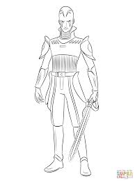 Click The Star Wars Rebels Inquisitor Coloring Pages To View Printable