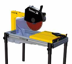 Husqvarna Tile Saw Canada by Masonry Saw Table Saw High Cutting Capacity Diamond Blades