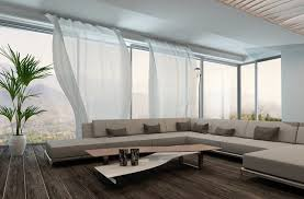 business24 schöner wohnen mit dekorativen vorhängen