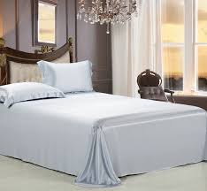 different types of bed sheets microfiber cotton bamboo silk
