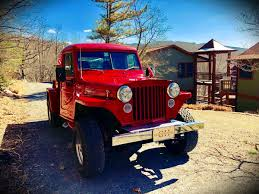 1947 Jeep Willys Truck Stock # 1947WILLYSTRUCK For Sale Near New ... Stinky Ass Acres Willys Rat Rod Offroaderscom 1952 Willys Jeep Truck Youtube 1958 Pickup 1948 Truck Classic Trucks All Makes And Models Pinterest Jeep Amazoncom Frolics Cj5 Wagoneer Jeepster Gladiator Interior 1955 4wd Paint Historical Hlight The Print Ad The Heritage 1950 Blog Dump Ewillys Swapping A Wagon Onto Wrangler Yj Chassis