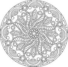 Amazingly Relaxing Cool Relaxation Coloring Pages