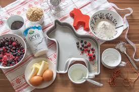mohn haselnuss joghurt kuchen mit isländischem skyr und
