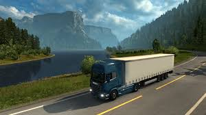 100 Euro Truck Simulator 2 Key Scandinavia PC Digital CD S For Steam