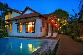 The Hoi An Orchid Garden Villas Luxury boutique garden hotel in