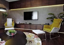 Earth Tones Living Room Design Ideas by Decorating In Style With Natural Earth Tones Private Home In Latvia