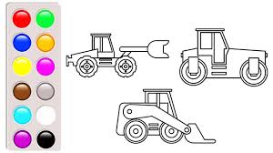 Excavator, Bulldozer Colouring Pages, Construction Truck Colouring ... Cstruction Trucks Coloring Page Free Download Printable Truck Pages Dump Wonderful Printableor Kids Cool2bkids Fresh Crane Gallery Sheet Mofasselme Learn Color With Vehicles 4 Promising Excavator For Coloring Page For Kids Transportation Elegant Colors With Awesome Of