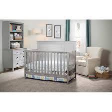 Davinci Kalani Dresser Grey by Delta Children Baby Convertible Crib Epic 4 In 1 Fixed Side Kid
