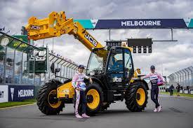 100 Jcb Melbourne JCB Loadall Telescopic Handlers Are Limbering Up For The Australian