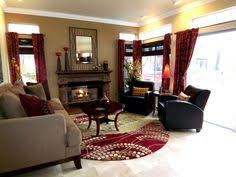 Red Black And Brown Living Room Ideas by Red And Gold Living Room Using Gold In Interior Design