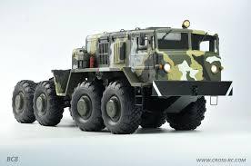 100 Rc Scale Trucks Cross RC BC8 Mammoth 112 8x8 Off Road Military Truck Kit
