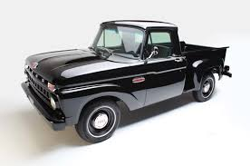 100 Truck Designer Radically Perfect 1965 Ford F100 Styled By Fashion Mossimo