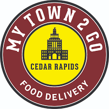 MyTown2Go Food Delivery line Ordering Takeout Catering