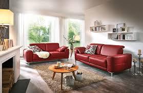 das zuhause liebevoll in rot einrichten möbel magazin