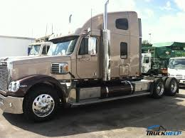 2006 Freightliner CC13264 - CORONADO For Sale In Orlando, FL By Dealer Buy2ship Trucks For Sale Online Ctosemitrailtippmixers 2016 Freightliner Evolution Tandem Axle Sleeper For Sale 11645 Freightliner In Illinois Youtube For Sale In North Carolina From Triad Scadia125 Montgomery Texas Price 33900 2019 M2 106 Cab Chassis Truck 4585 New Trash Truck Video Walk Around At 2007 Classic Daycab 565789 Trucks 2005 Fld120 Dump White City Or