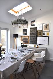 Shabby Chic Dining Room Wall Decor by Shabby Chic Wall Art Dining Room Eclectic With Light Gray