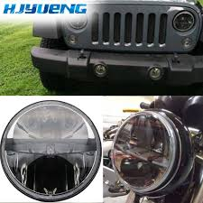 HJYUENG 45w 7Inch Round LED Motorcycle Headlight Kits Conversion ... Jt Wrangler Pickup To Come In 2 4 Door Options Extremeterrain Teraflex Actiontruck Jk Truck Cversion Kit Sku 18616 Teraflex Mopar8217s Jk8 Converts Your Jeep Unlimited To A Tj Xtop Half Hardtop Gr8tops Hardtop From Rally Tops Custom Fiberglass Scrambler Starwood Motors Bandit 2014 Rubicon 25 Aev Dualsport Sc Suspension On 35x12 The Is The 700hp Hemipowered Pickup Of Our Dreams Stage 3 2018 Black Mountain Cversions 2door Bulit Your Action This Convert Jk Announces For Medium Duty Work Info Grand Rapids Auto Blog By Mopar